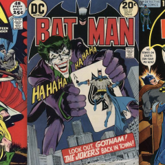 NEAL ADAMS' 13 Greatest BATMAN Covers – RANKED