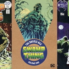 Wein & Wrightson's SWAMP THING Gets New Collection This Fall