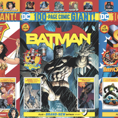 DC Unleashes Major New Comics Line With WALMART