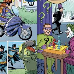 SNEAK PEEK: ARCHIE MEETS BATMAN '66 #1