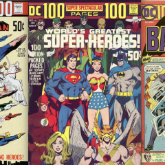 13 COVERS: Great 100-PAGE SUPER SPECTACULARS