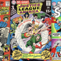 13 COVERS: Great 80-PAGE GIANTS