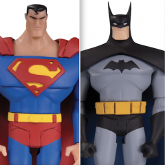 DC to Release New JUSTICE LEAGUE ANIMATED Figures