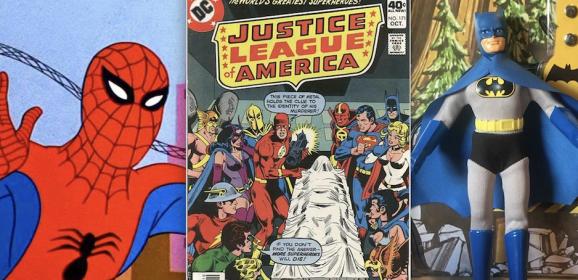 THE JOYS OF SUMMER: 13 Great Comics Memories