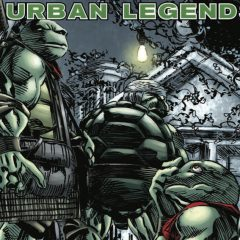 EXCLUSIVE Preview — TEENAGE MUTANT NINJA TURTLES: URBAN LEGENDS #2