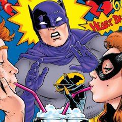 FIRST LOOK: Rebekah Isaacs' ARCHIE/BATMAN '66 #4 Cover