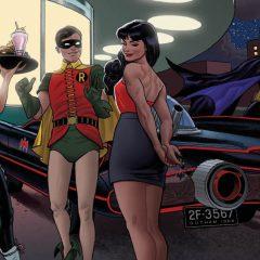 FIRST LOOK: Joe Quinones' ARCHIE/BATMAN '66 #4 Cover