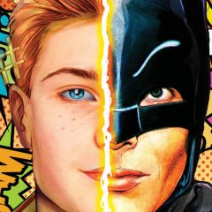 FIRST LOOK: Billy Tucci's ARCHIE/BATMAN '66 #4 Cover
