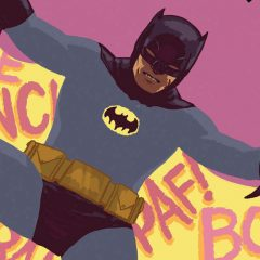 FIRST LOOK: Chip Zdarsky's ARCHIE/BATMAN '66 #4 Cover
