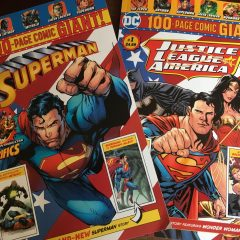 INSIDE LOOK: DC's New Line of 100-PAGE GIANTS