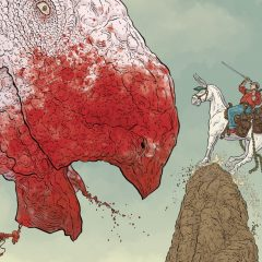 SNEAK PEEK: Darrow's Original SHAOLIN COWBOY Back in Print