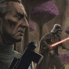 Get Ready For DARTH VADER VS. … GRAND MOFF TARKIN?!