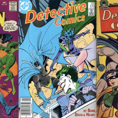 13 COVERS: BATMAN & CATWOMAN — Then and Now