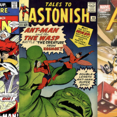 13 COVERS: Get Small With ANT-MAN AND THE WASP