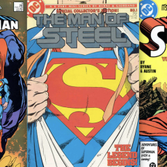 13 COVERS: A JOHN BYRNE Birthday Super-Salute