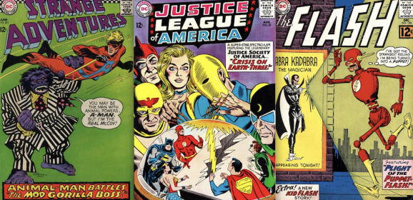 13 REASONS to Love DC in the SILVER AGE