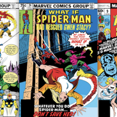 MARVEL Releasing a Slew of WHAT IF? Dollar Reprints
