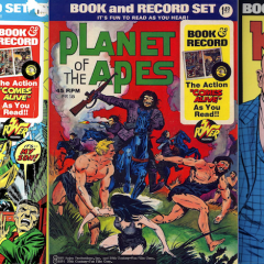 13 Great POWER RECORDS, by MATT KINDT