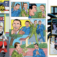 SNEAK PEEK: ARCHIE MEETS BATMAN '66 #2