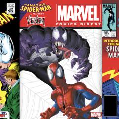 EXCLUSIVE Preview: MARVEL COMICS DIGEST #8
