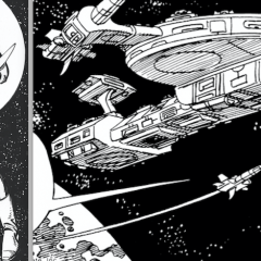 STAR HAWKS: The Comic-Strip Brilliance of GIL KANE