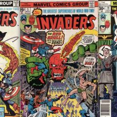 13 INVADERS COVERS to Make You Feel Good