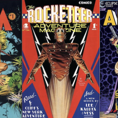 13 COVERS: A DAVE STEVENS Birthday Celebration