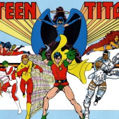 MARV WOLFMAN's Favorite NEW TEEN TITANS Stories