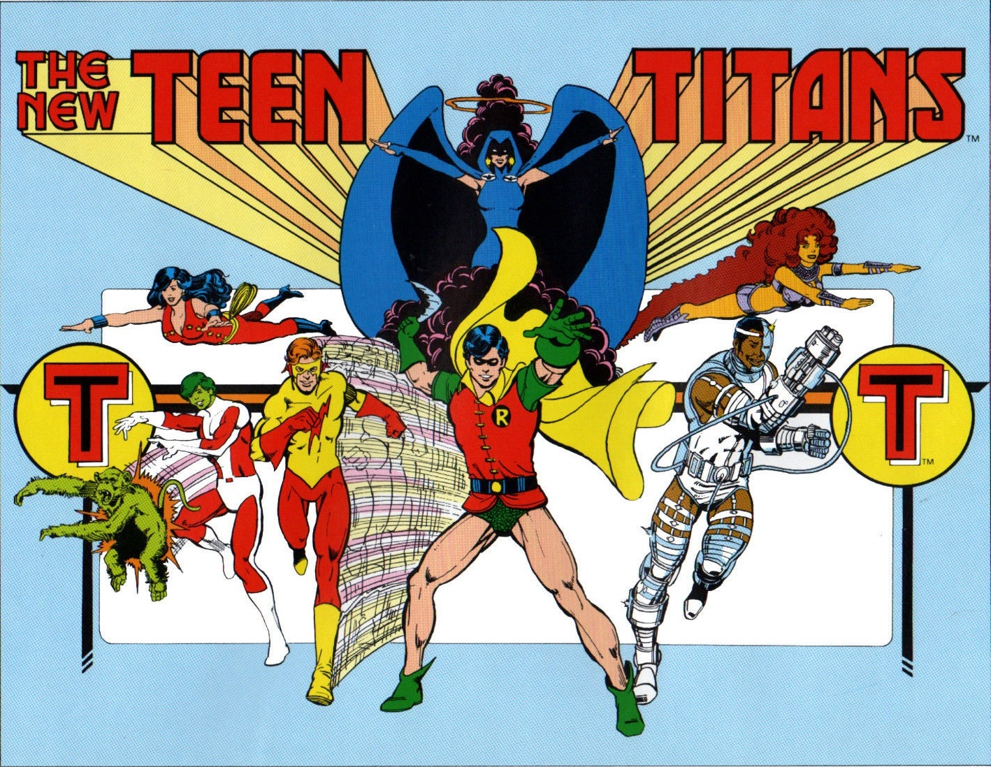 New Teen Titans 2018