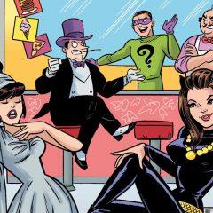 EXCLUSIVE FIRST LOOK: ARCHIE MEETS BATMAN '66 #3