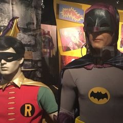 BATMAN '66 Exhibit Revamped — and Extended Again