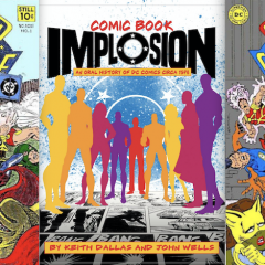 AFTER THE IMPLOSION: Cancelled Comic Cavalcade