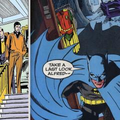 WHEN ROBIN LEFT: A Personal Look at a BATMAN Landmark