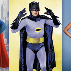 New Exhibit to Celebrate BATMAN, SUPERMAN, WONDER WOMAN