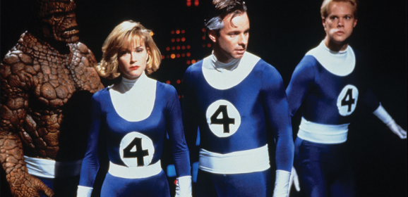 Corman's FANTASTIC FOUR: Still Bad After All These Years