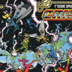 Why MARV WOLFMAN Didn't Like the Ending to CRISIS