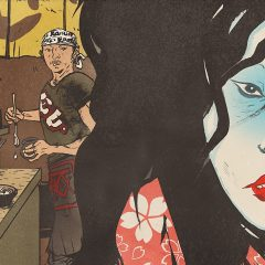 13 Influences Behind ANTHONY BOURDAIN'S HUNGRY GHOSTS