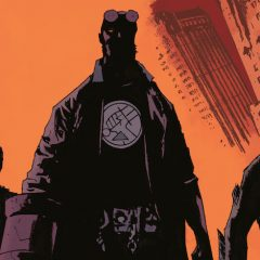 EXCLUSIVE: Dig This Great New B.P.R.D. Cover