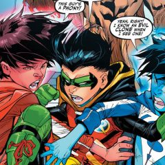 EXCLUSIVE Preview: ADVENTURES OF THE SUPER SONS #3