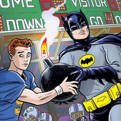 FIRST LOOK: Mike Allred's ARCHIE/BATMAN '66 #5 Cover