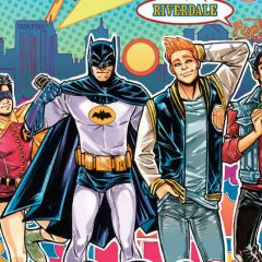FIRST LOOK: Laura Braga's ARCHIE/BATMAN '66 #5 Cover