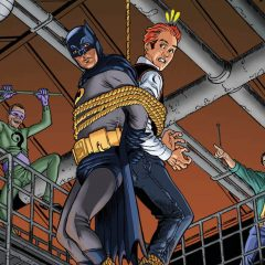 FIRST LOOK: Jamal Igle's ARCHIE/BATMAN '66 #5 Cover