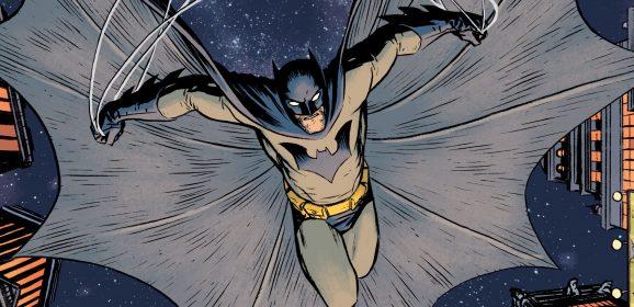SNEAK PEEK: Bendis' New BATMAN Story Takes Flight