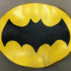 Dig This UP-CLOSE LOOK at an Original BATMAN Costume