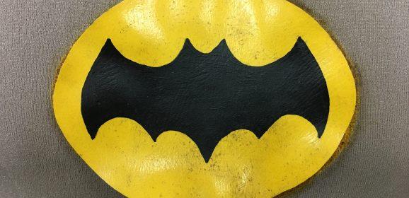 Dig This UP-CLOSE LOOK at an Original BATMAN Costume