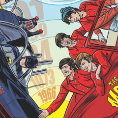JUST IMAGINE: A Mike Allred BATMAN '66/MONKEES Team-Up