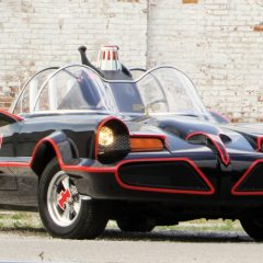 It's BATCON: A Salute to the Vehicles of BATMAN '66