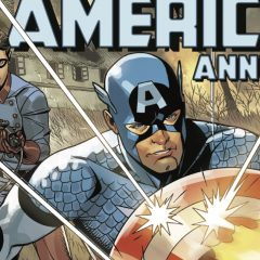 EXCLUSIVE PREVIEW: Cap and Bucky — Together Again