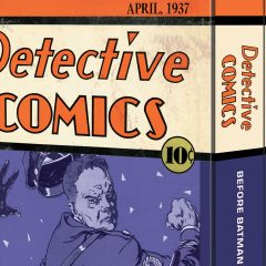 DC Cancels DETECTIVE COMICS: BEFORE BATMAN Slipcase Edition