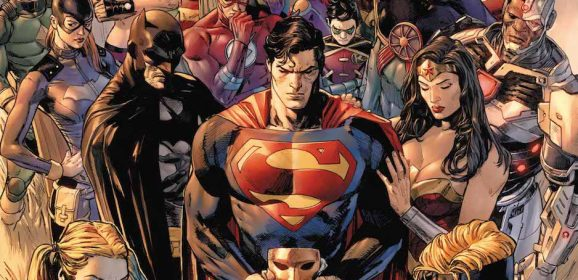 DC's HEROES IN CRISIS Brings Death of Two Beloved Characters